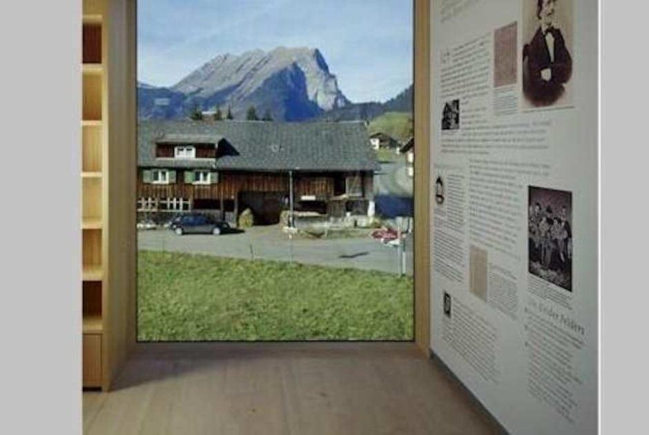 Franz Michael Felder Themenweg (c) Au-Schoppernau Tourismus