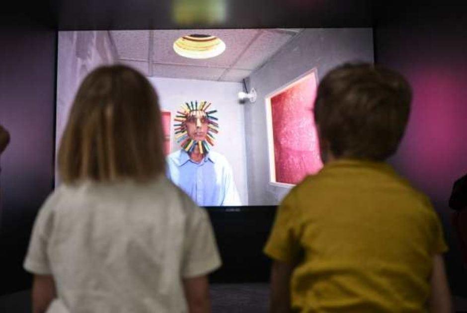 Mika Rottenberg,Kub für Kinder, Kinderkunst (c) Kunsthaus Bregenz, Miro Kuzmanovic