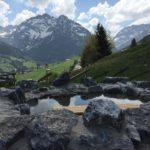 Naturkneippbereich Rohrweg - Wassertretbecken
