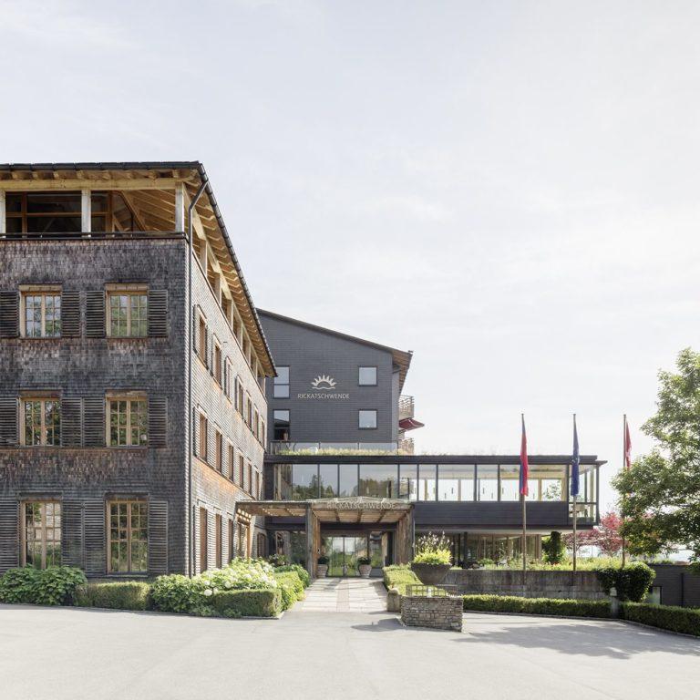 Wellnessshotel Rickatschwende F. X. Mayr Health Retreat (c) Hiepler Brunier