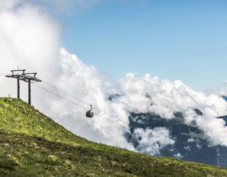 Sommerbergbahnen, Bergbahn Gargellen, Montafon (c) Christoph Schöch / Bergbahnen Gargellen