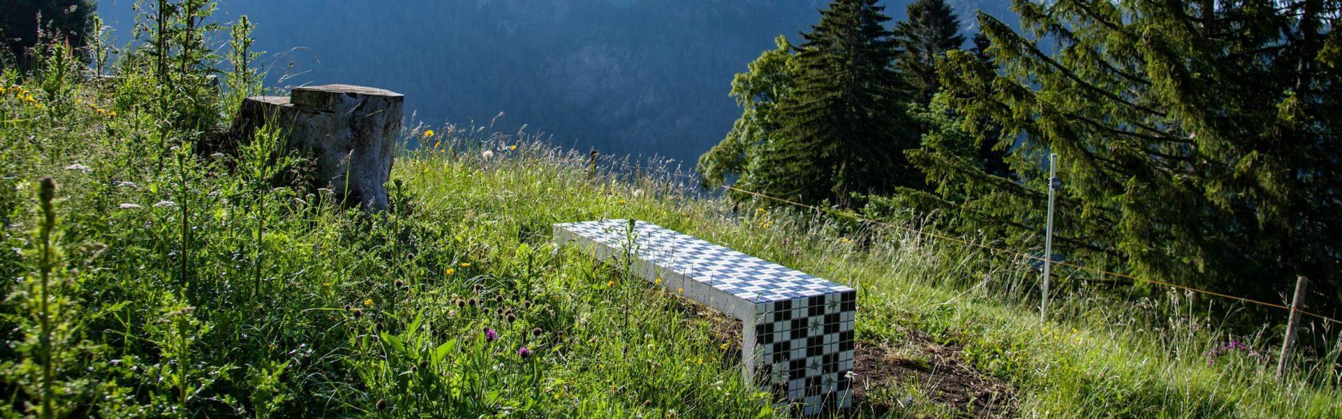 Alpine Art Muttersberg, Kunstweg, Wandern zur Kultur (c) Oliver Lerch / Foto Lerch