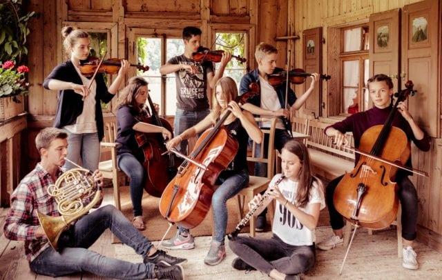 Quarta 4 Länder Jugendphilharmonie, Orchester Vorarlberg (c) Quarta4 / Marcel Mayer