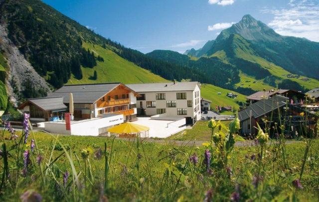 Sporthotel Steffisalp Warth, Wellnesshotel Vorarlberg (c) www.steffisalp.at