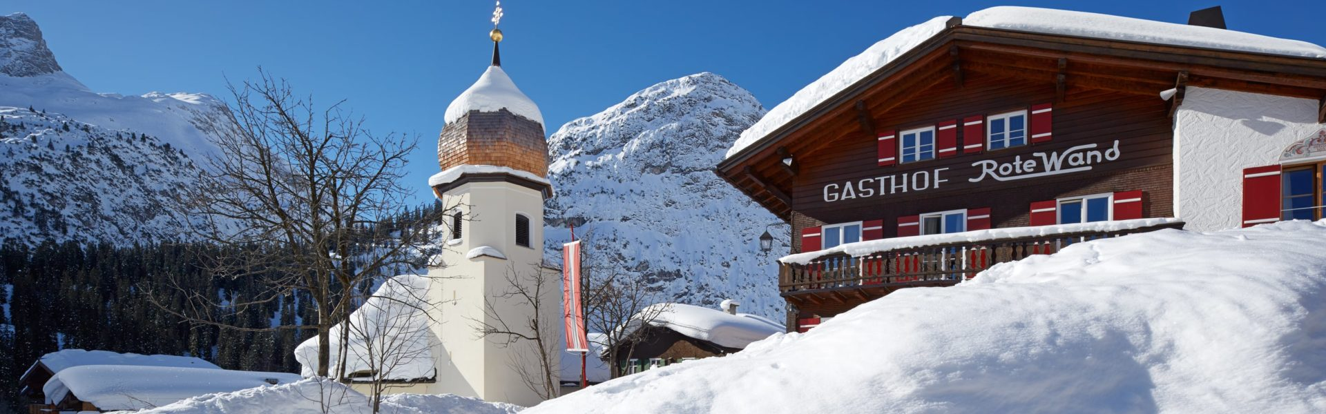 Top Family Familienhotel Rote Wand, Lech am Arlberg © Hotel Rote Wand
