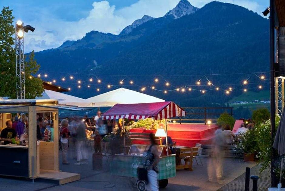 Walserherbst Festival Zentrum, Blons, Festivals Vorarlbergh (c) Mihai M. Mitrea