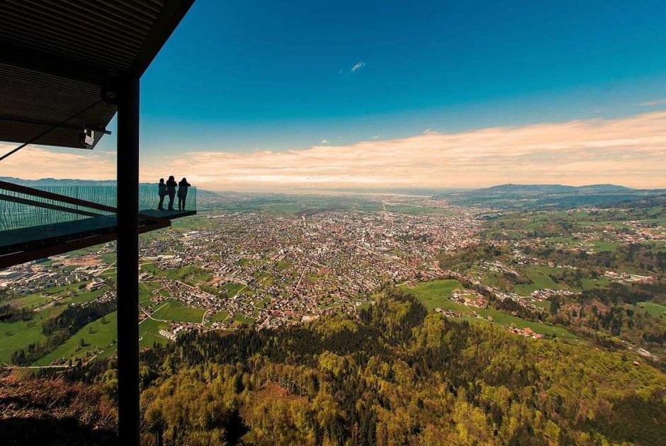 Energieplätze Vorarlberg, Karrenkante Dornbirn (c) Friedrich Böhringer / wikipedia-commons