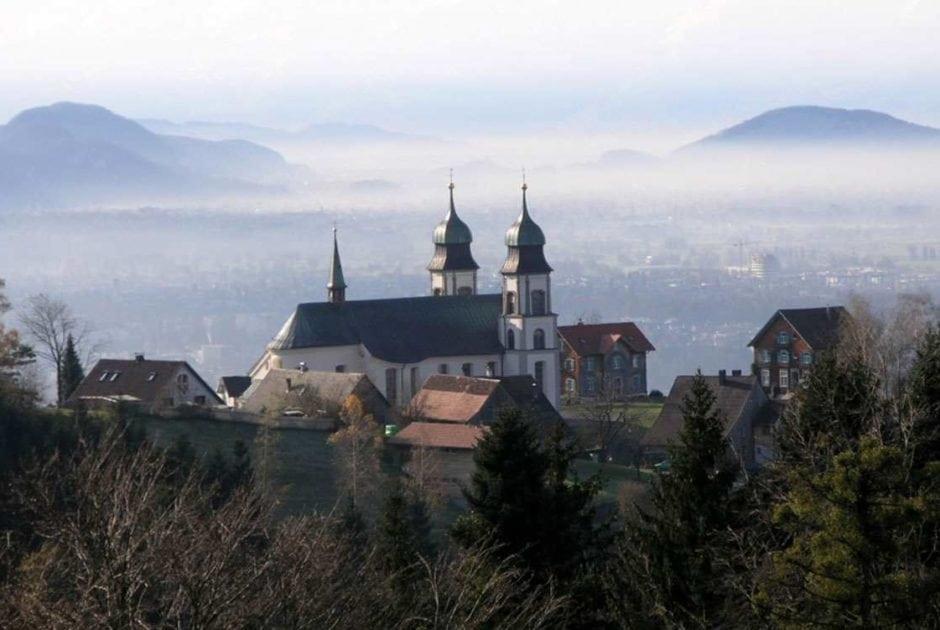 Wallfahrtskirche, Basilika, Maria Bildstein, Energieplatz (c) Mesmerhaus