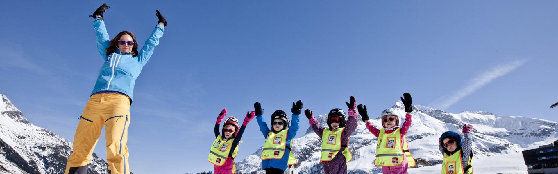 Skischule in Warth-Schröcken © Skischule Warth