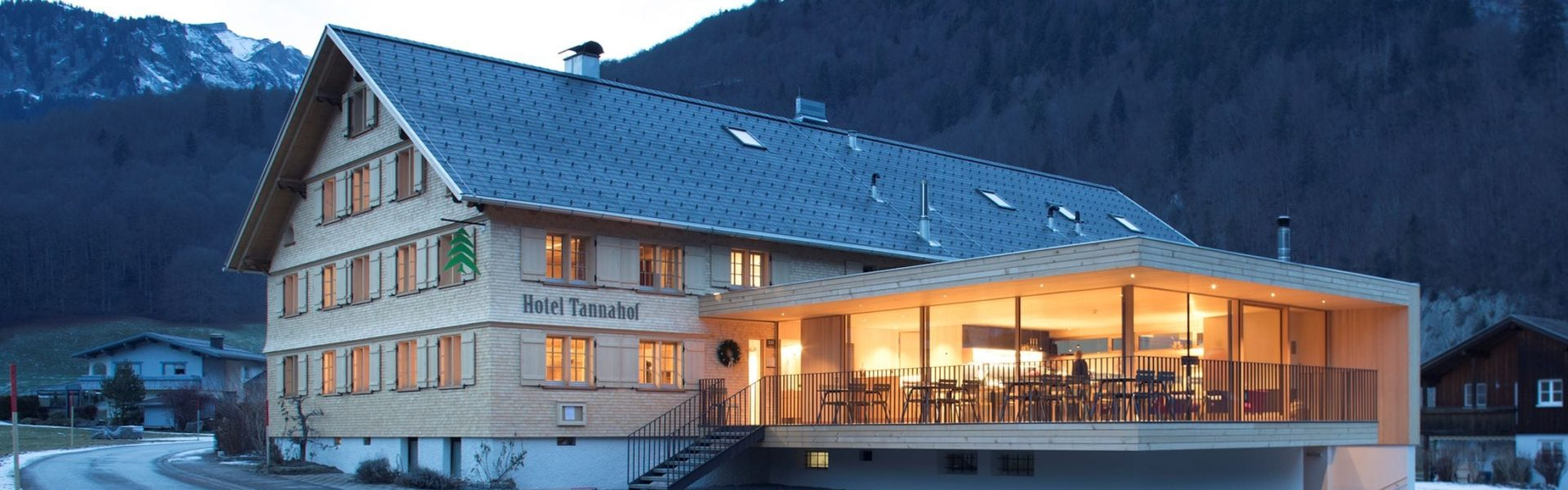 Hotel Tannahof, Au, (c) Angela Lamprecht