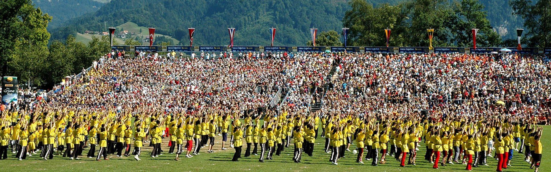 Weltgymnaestrada Dornbirn | Vorarlberg (c)Weltgymnaestrada