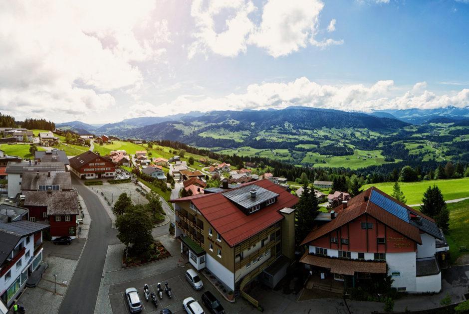 Gasthof Alpenblick © Markus Gmeiner / Vorarlberg Tourismus GmbH
