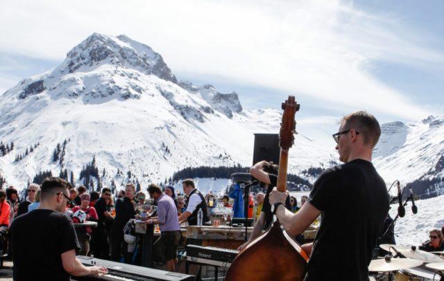 Tanzcafé Arlberg in Lech Zürs am Arlberg © Bernadette Otter / Lech Zürs Tourismus GmbH