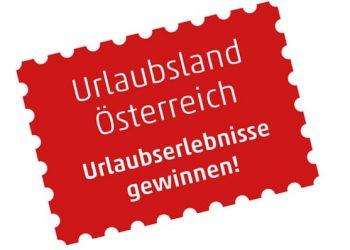 Urlaubsland Vorarlberg Gewinn Logo