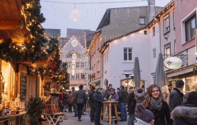 Wintermarkt Bludenz, Weihnachten (c) Bludenz Tourismus GmbH