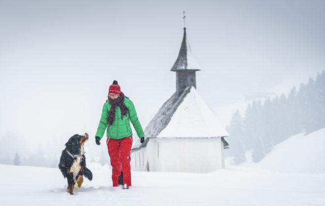 Kulinarisch Wandern Kapelle Schoenenbach-56 © Dietmar Denger / Vorarlberg Tourismus