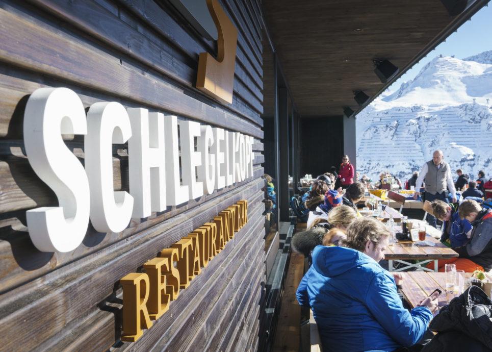 Ski Huts In Lech Zurs Am Arlberg Three Huts Three Concepts