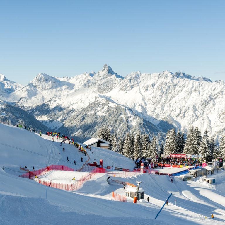 Weltcup Montafon © Gregor Lengler / Vorarlberg Tourismus