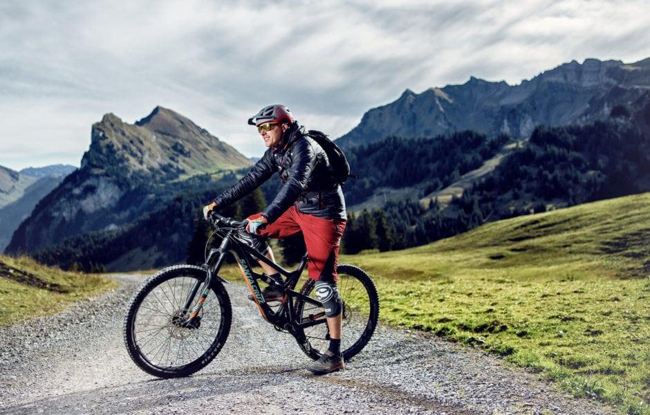 Mountainbiken im Bregenzerwald (c) Markus Gmeiner / Vorarlberg Tourismus