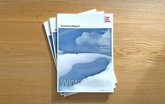 Vorarlberg Magazin Winterwelten (c) Vorarlberg Tourismus GmbH