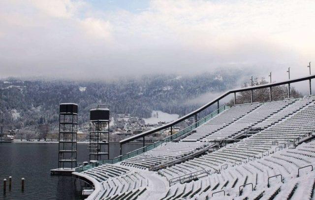 Bregenz Festival, Winter at Lake Constance (c) Bregenzer Festspiele GmbH