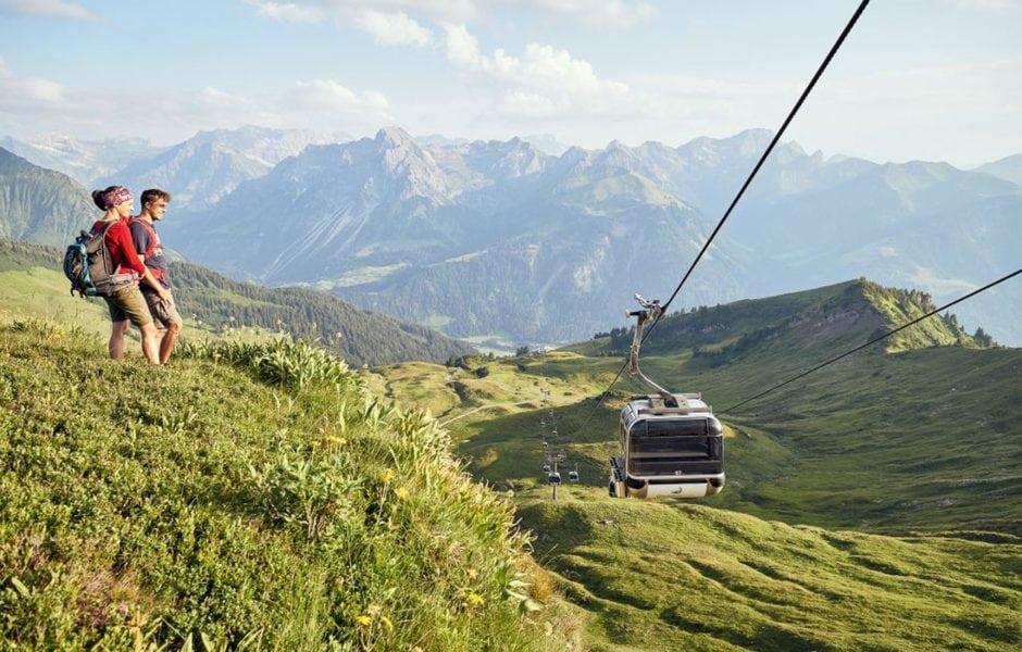 Am Diedamskopf, Bregenzerwald, Bergbahnen Diedamskopf (c) Alex Kaiser