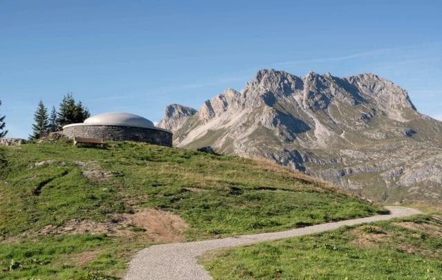 Skyspace Lech, Arlberg (c) Florian Holzherr