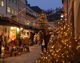 Weihnachtsmarkt Feldkirch (c) Stadtmarketing und Tourismus GmbH