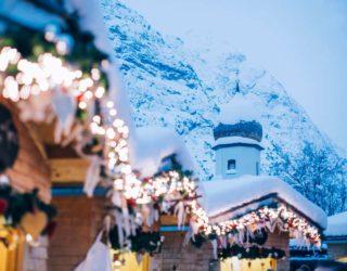 Weihnachtsmarkt Zug, Arlberg (c) Lech Zürs Tourismus GmbH