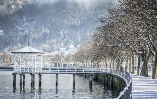 Bregenz in Winter © Petra Rainer