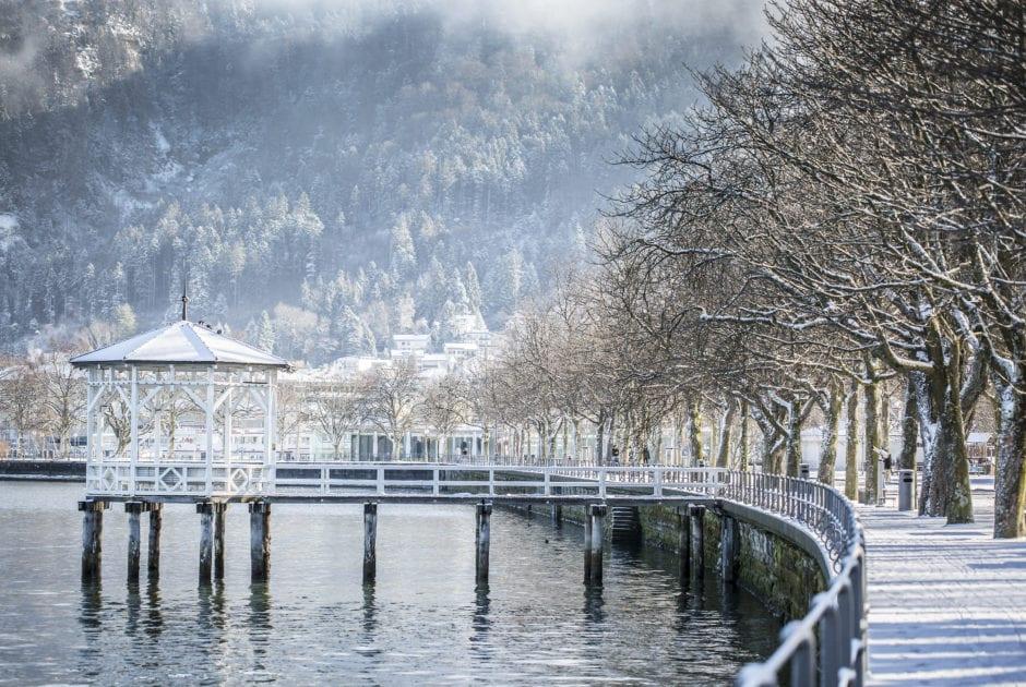 Bregenz in Winter © Petra Rainer