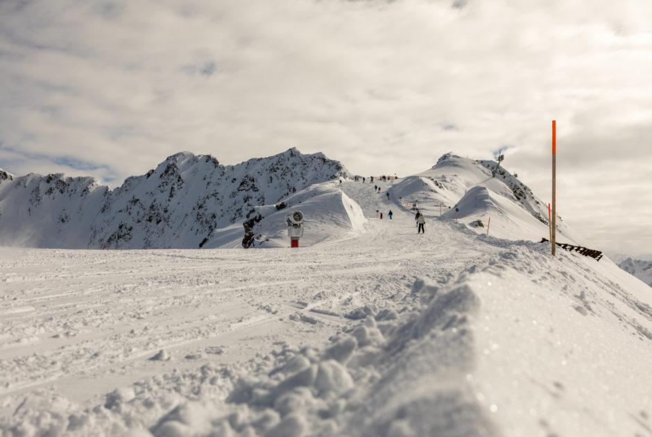 Hochjoch Totale © Patrick Dopfer / Vorarlberg Tourismus