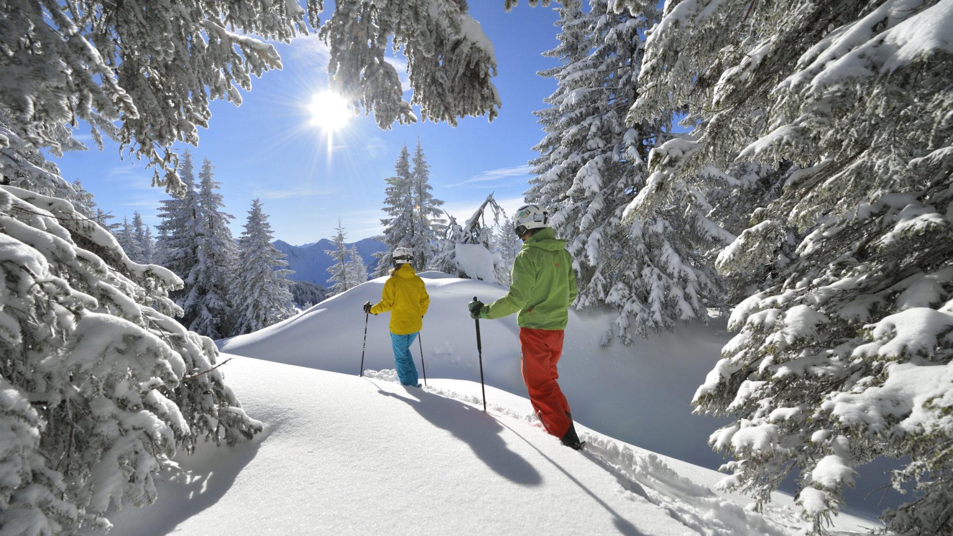 Skigebiet Laterns Gapfohl © Sepp Mallaun / Vorarlberg Tourismus