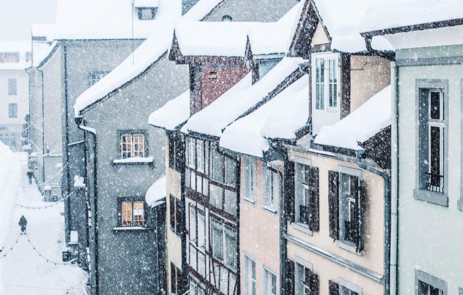 Feldkirch Winter (c) Magdalena Tuertscher / Bodensee Vorarlberg Tourismus