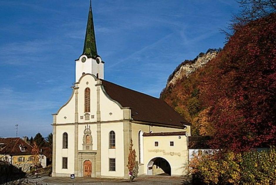 Kirche St. Karl Hohenems (c) Stadtmarketing Hohenems