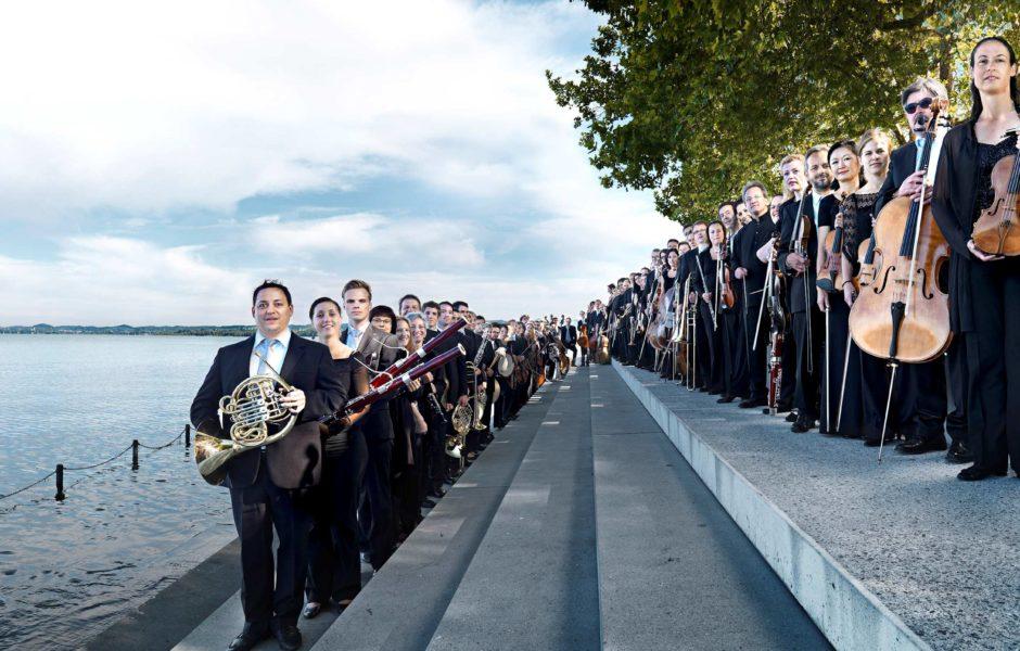 Symphonieorchester Vorarlberg (c) SOV / Adolf Bereuter