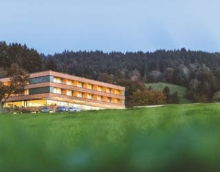 Wellnesshotel Fritsch am Berg, Lochau (c) Hotel Fritsch am Berg