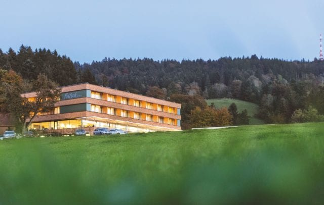 Wellnesshotel Fritsch am Berg, Lochau (c) Hotel Fritsch am Berg
