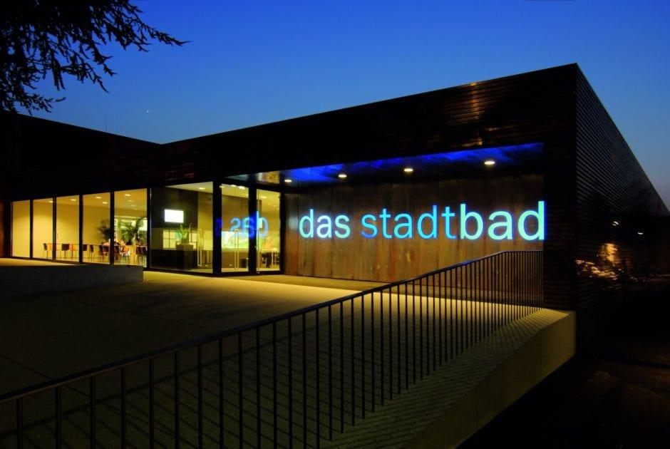 Stadtbad Dornbirn, Cukrowicz Nachbaur Architekten, (c) Adolf Bereuter