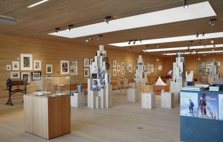 Frauenmuseum, Ausstellung