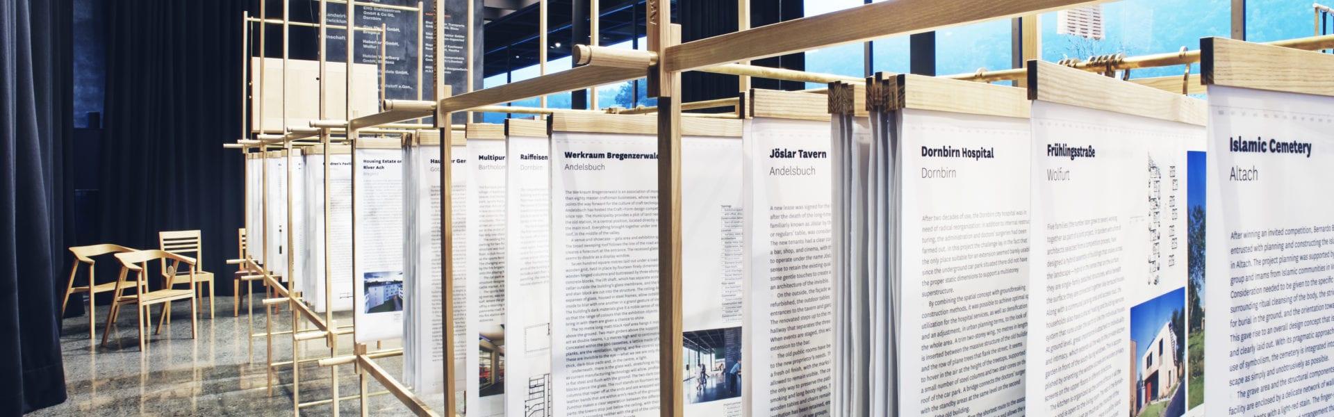 Getting Things Done - Ausstellung im Werkraum Haus Andelsbuch (c) Lucas Breuer