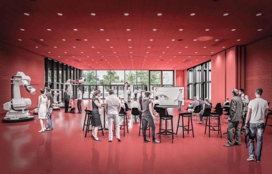 Halle 12, Messe Dornbirn, (c) Marte.Marte Architekten