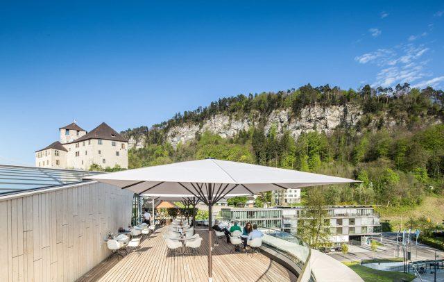 Montforthaus Feldkirch Gastronomie (c) Petra Rainer - Montforthaus Feldkirch