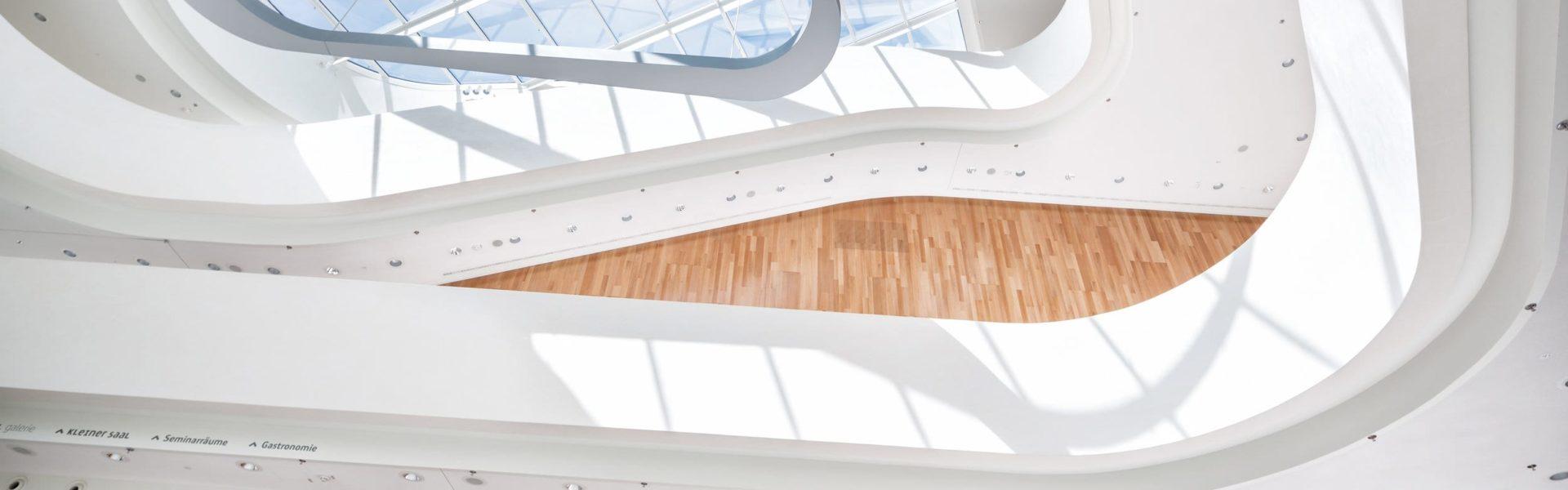 Ausgezeichnete Architektur: Montforthaus Feldkirch, (c) Petra Rainer