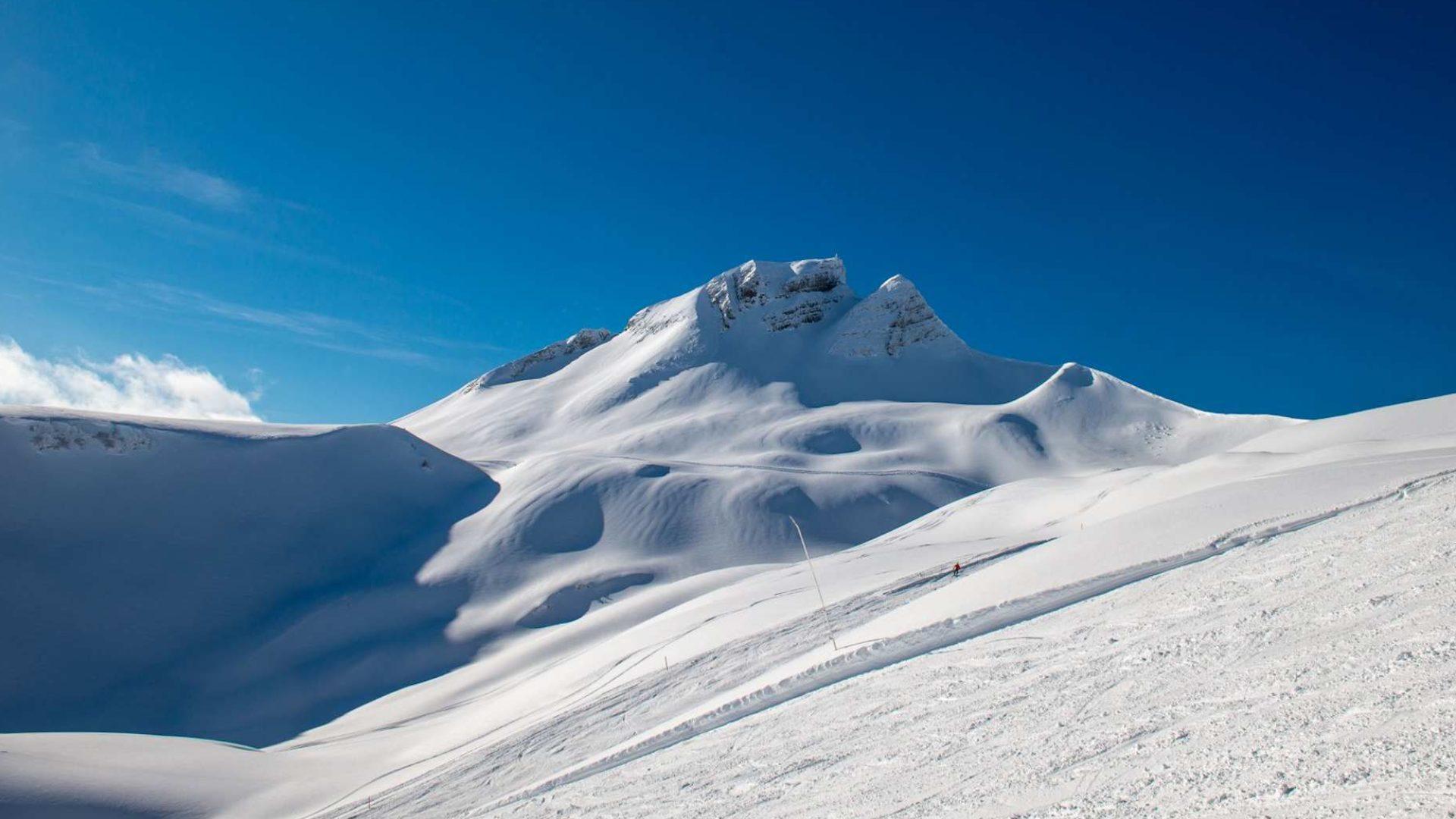 Skigebiet Damüls Mellau (c) Huber Images