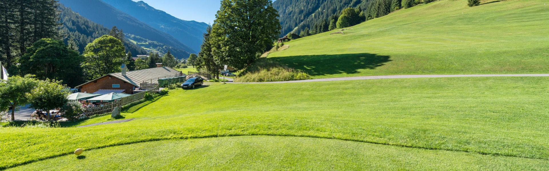 Golfclub Silvretta © Matthias Rhomberg / Vorarlberg Tourismus