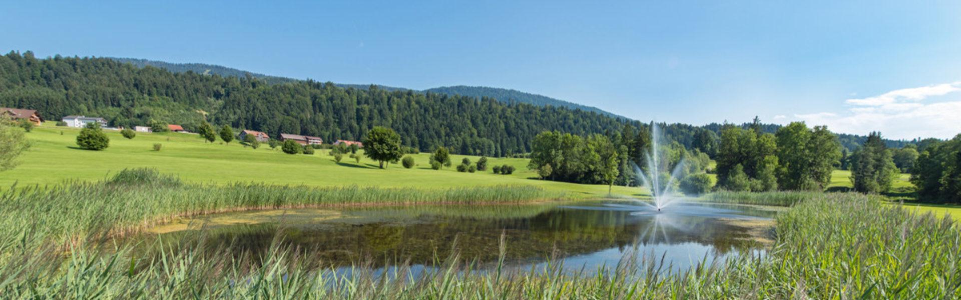 Golfpark Bregenzerwald © Golfpark Bregenzerwald