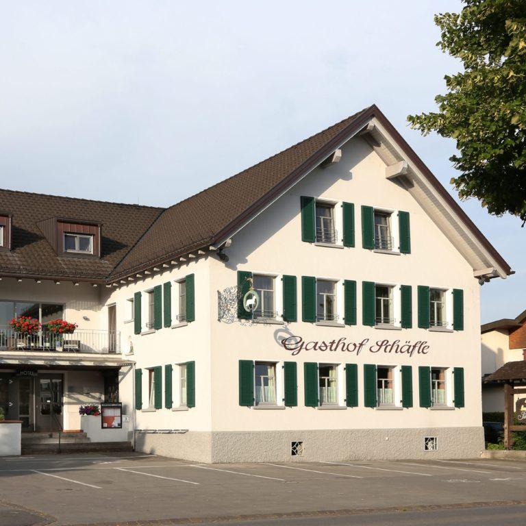 Golfhotel Vorarlberg, Landgasthof Schäfle, Feldkirch-Altenstadt (c) Landgasthof Schäfle