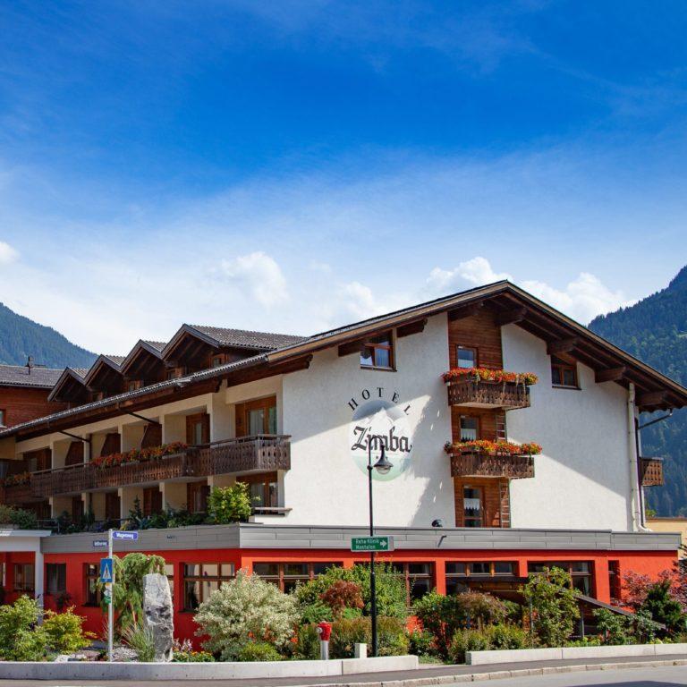 Golfhotel Zimba Schruns, Montafon (c) Hotel Zimba
