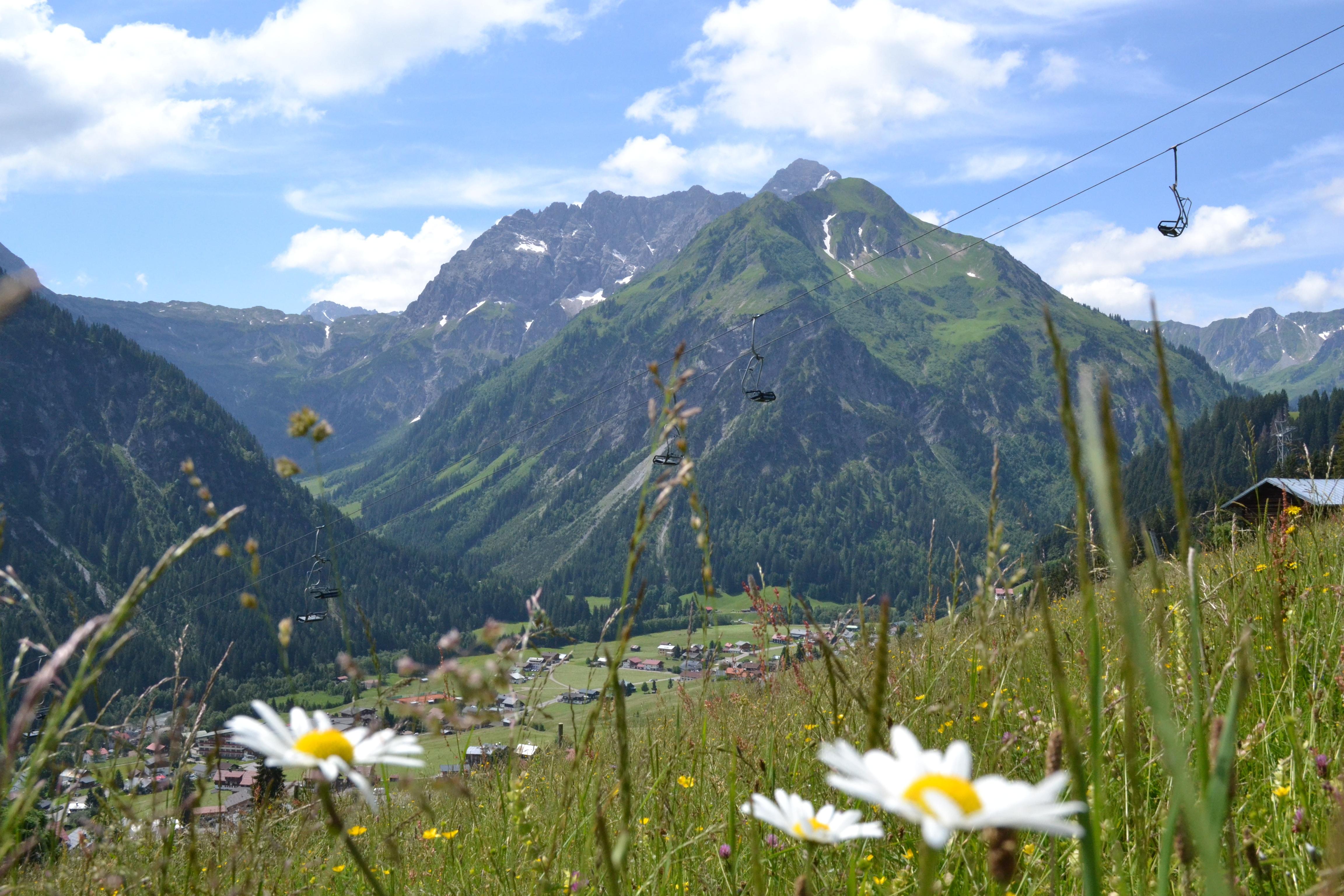 Die Bergrettung Mittelberg-Hirschegg sagt DANKE!